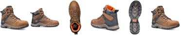 """Timberland Hypercharge-Men's 6"""" Composite Safety Toe Waterproof Work Boot"""