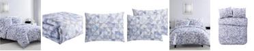 VCNY Home Sky Geo 2-Pc. Twin XL Duvet Cover Set