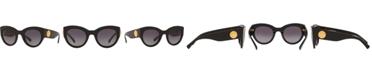 Versace Polarized Sunglasses, Created for Macy's, VE4353 51