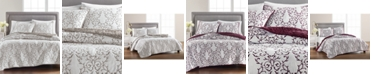 Martha Stewart Collection CLOSEOUT! Cotton Chateau Twin/Twin XL Quilt, Created for Macy's