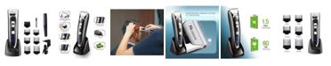 Surker RFC-688B Professional Electric Men's Wireless Hair Clipper Kit