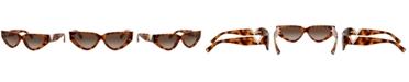 Valentino Sunglasses, VA4063 54