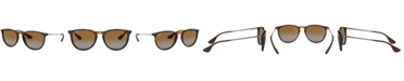 Ray-Ban ERIKA Polarized Sunglasses, RB4171F 54