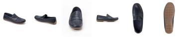 Sandro Moscoloni Moccasin Toe Penny Strap Slip-On