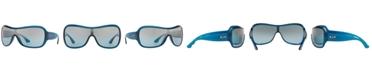 Sunglass Hut Collection Sarah Jessica Parker Collection Sunglasses, HU4006 34