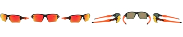 Oakley NFL Collection Sunglasses, Cincinnati Bengals OO9188 59 FLAK 2.0 XL