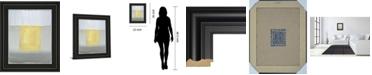 "Classy Art Halflight II by Caroline Gold Framed Print Wall Art, 22"" x 26"""