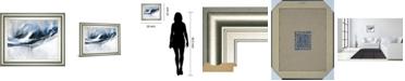 "Classy Art Silver Lining by Karen Lorena Parker Framed Print Wall Art, 22"" x 26"""