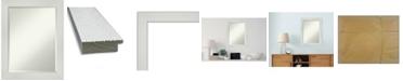 "Amanti Art Mosaic Framed Bathroom Vanity Wall Mirror, 22.25"" x 28.25"""