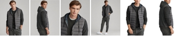 Polo Ralph Lauren Men's Double-Knit Hooded Vest