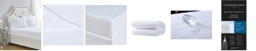 London Fog Premium Waterproof Hypoallergenic Mattress Protector King