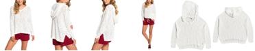 Roxy Lovely Soul Cotton Hooded Sweater