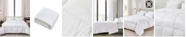 Cannon Ultra-Soft Nano-Touch Extra Warmth White Down Fiber Comforter, Full/Queen