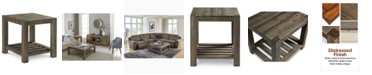 Furniture Canyon End Table, Created for Macy's