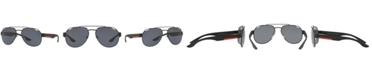 Prada Linea Rossa Men's Polarized Lifestyle Sunglasses