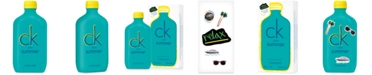 Calvin Klein CK One Summer Eau de Toilette, 3.3-oz.