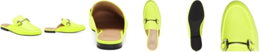 INC International Concepts INC Women's Gilia Bit Mule Loafers, Created for Macy's