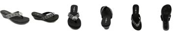 Lindsay Phillips Yoga Lynne Platform Wedge Sandal