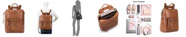 The Sak Loyola Leather Backpack