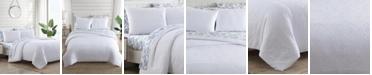 Tommy Bahama Textured Waffle Queen Comforter Set