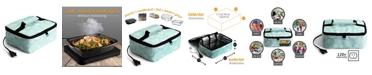 HOTLOGIC Food Warming Tote, Lunch Bag 120V