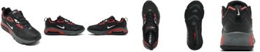 Nike Men's Air Max 200 Running Sneakers from Finish Line