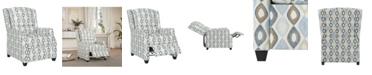 Handy Living ProLounger Modern Wingback Pushback Recliner Chair