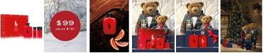 Ralph Lauren Men's 3-Pc. Polo Red Eau de Toilette Gift Set