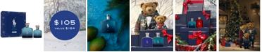 Ralph Lauren Men's 2-Pc. Polo Deep Blue Parfum Gift Set