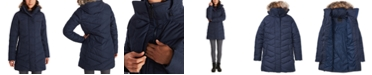 Marmot Women's Strollbridge Hooded Faux-Fur-Trim Coat