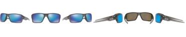 Oakley Polarized Double Edge Polarized Sunglasses , OO9380 66