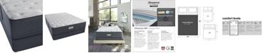 "Beautyrest Platinum Preferred Chestnut Hill 14"" Luxury Firm Mattress Set - Queen"