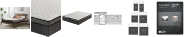 "MacyBed by Serta  Basics 5"" Firm Foam Mattress Collection, Created for Macy's"
