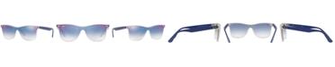 Ray-Ban Sunglasses, RB4440N BLAZE WAYFARER