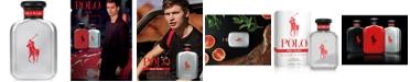 Ralph Lauren Men's Polo Red Rush Eau de Toilette, 2.5-oz.