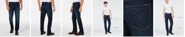Calvin Klein Jeans Men's Straight-Fit Jeans