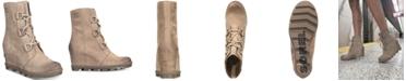 Sorel Women's Joan of Arctic Wedge II Waterproof Lug Sole Booties