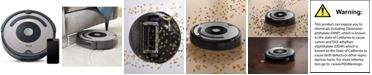 iRobot Roomba® 677 Wi-Fi Connected Robot Vacuum
