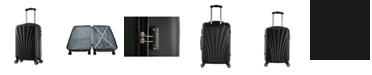 """InUSA Chicago 21"""" Lightweight Hardside Spinner Carry-on Luggage"""