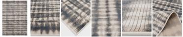 """Trisha Yearwood Home Enjoy Markab Oyster/Shade 7'10"""" x 9'10"""" Area Rug"""