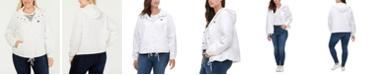 Levi's Trendy Plus Size Active Rain Slicker Jacket