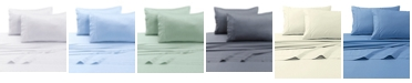 Tribeca Living 300 Thread Count Rayon From Bamboo Extra Deep Pocket Sheet Set