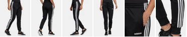 adidas Women's Essential 3-Stripe Tricot Joggers