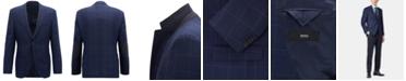 Hugo Boss BOSS Men's Regular/Classic Fit Checked Jacket