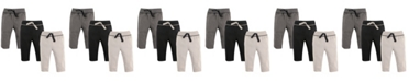 Hudson Baby Track Pants, 3-Pack, 0-24 Months