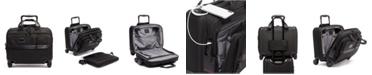 TUMI Alpha 3 Deluxe 4 Wheeled Laptop Case Brief