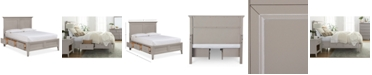 Furniture Sanibel Storage King Bed, Created for Macy's