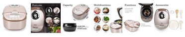Aromatique Aroma Professional 16-Cup Digital Turbo Convection Rice Cooker/Multicooker