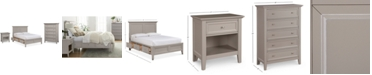 Furniture Sanibel Storage Bedroom Furniture, 3-Pc. Set (California King Bed, Nightstand, and Chest), Created for Macy's