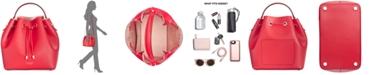 kate spade new york Vivian Small Leather Bucket Bag